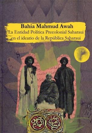 Bahia Awah, escritor y poeta saharaui - Libros
